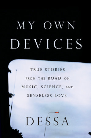 The cover of the book My Own Devices