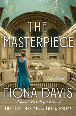 The cover of the book The Masterpiece