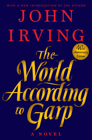 The cover of the book The World According to Garp