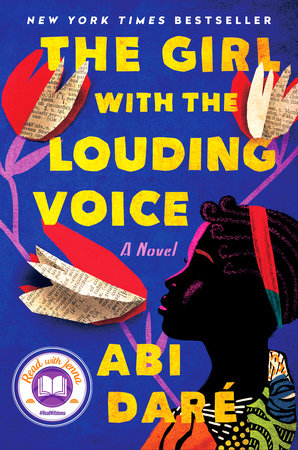 Image result for The Girl With the Louding Voice by Abi Daré
