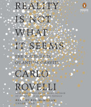 Reality Is Not What It Seems Cover