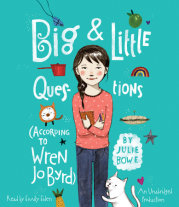 Big & Little Questions (According to Wren Jo Byrd) Cover