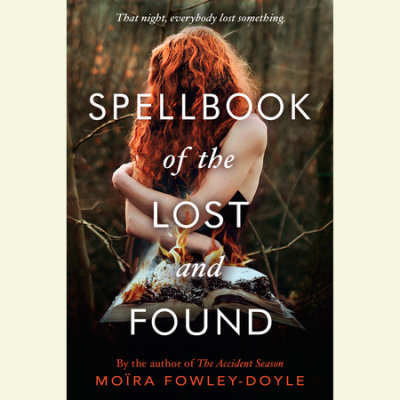 Spellbook of the Lost and Found cover