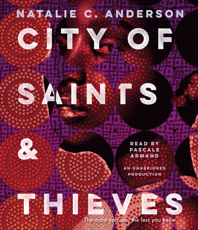 City of Saints & Thieves cover