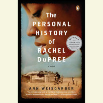 The Personal History of Rachel DuPree Cover