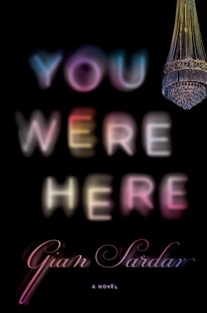 You Were Here cover