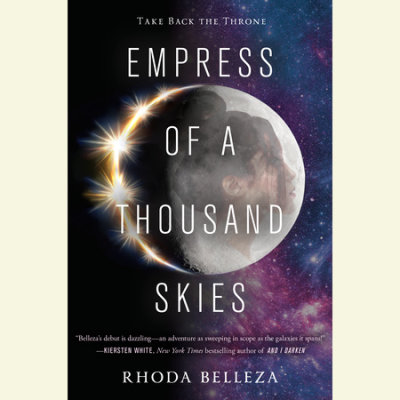 Empress of a Thousand Skies cover