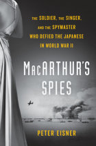 MacArthur's Spies Cover