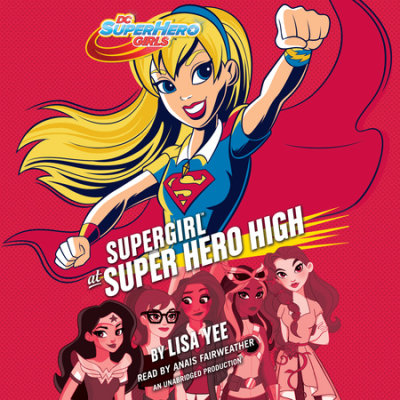 Supergirl at Super Hero High (DC Super Hero Girls) cover