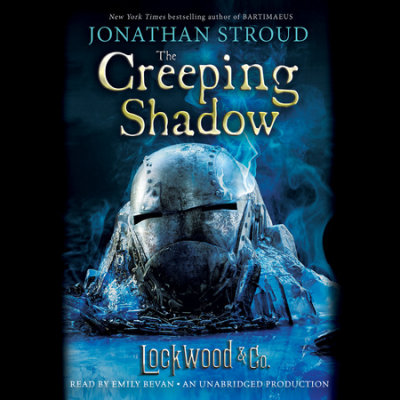 Lockwood & Co. The Creeping Shadow cover