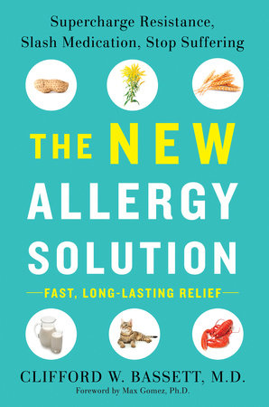 The New Allergy Solution cover