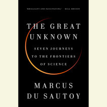 The Great Unknown Cover