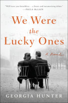 We Were the Lucky Ones Cover