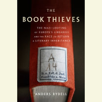 The Book Thieves Cover