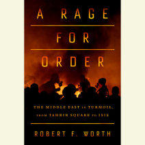 A Rage for Order Cover