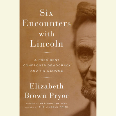Six Encounters with Lincoln cover