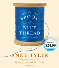 A Spool of Blue Thread Cover