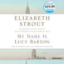 My Name Is Lucy Barton Cover