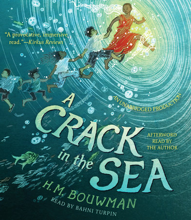 A Crack in the Sea cover