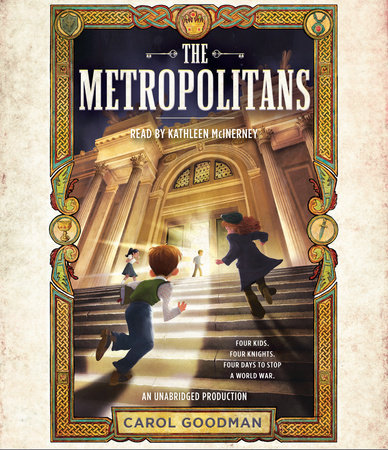 The Metropolitans by Carol Goodman