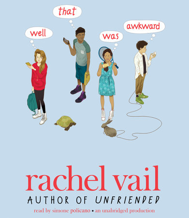 Well, That Was Awkward by Rachel Vail