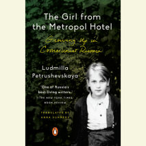 The Girl from the Metropol Hotel Cover