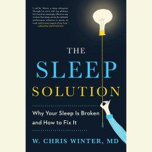 The Sleep Solution Cover