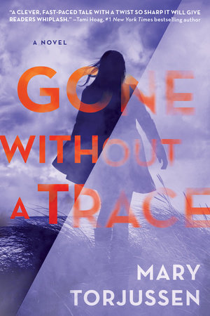 Gone Without a Trace cover
