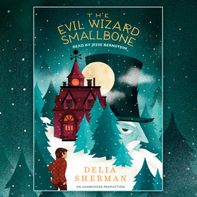 The Evil Wizard Smallbone cover