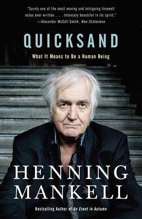 Quicksand by Henning Mankell