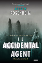 The Accidental Agent Cover
