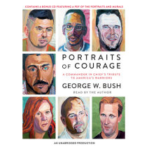 Portraits of Courage Cover