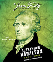 Alexander Hamilton: the Outsider Cover