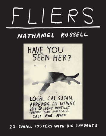 Fliers by Nathaniel Russell
