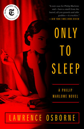 Only to Sleep by Lawrence Osborne