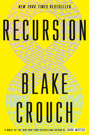 Image result for recursion blake crouch