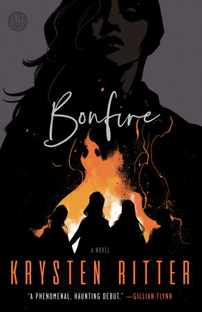 The cover of the book Bonfire