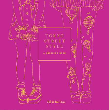 The cover of the book Tokyo Street Style