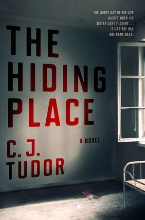 The cover of the book The Hiding Place