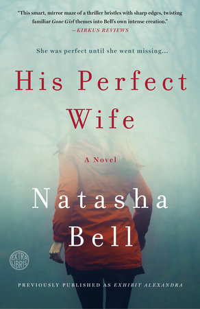 The cover of the book His Perfect Wife