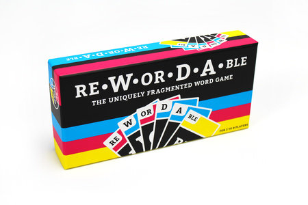 The cover of the book Rewordable Card Game