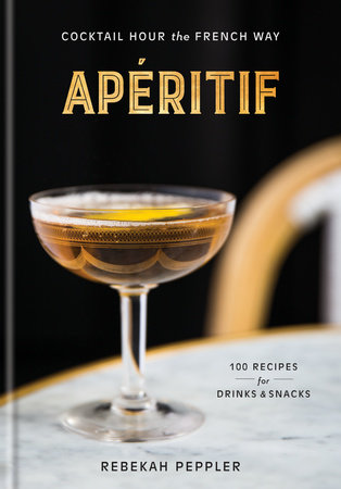 The cover of the book Apéritif