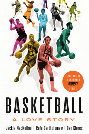 The cover of the book Basketball