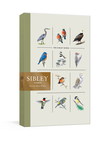 Sibley Planner by David Allen Sibley