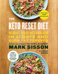 The Keto Reset Diet