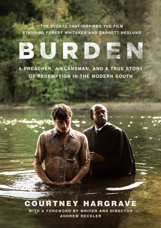 The cover of the book Burden
