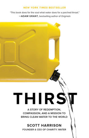 The cover of the book Thirst