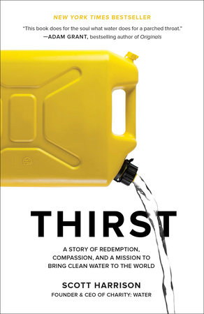 Thirst by Scott Harrison