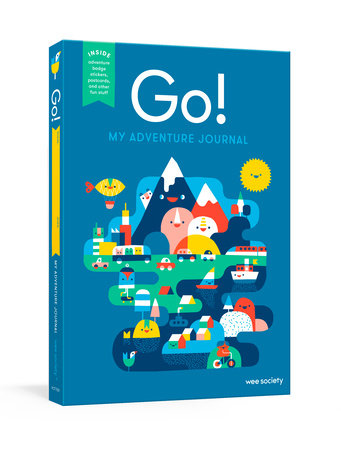 Go! (Blue) by Wee Society