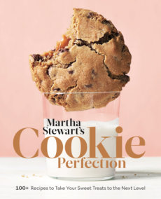 Martha Stewart's Cookie Perfection